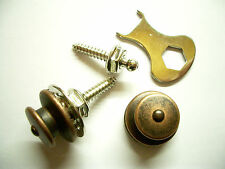 Loxx Security Lock Electric Paar Copper Antique
