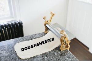 """Dough Sheeter Roller 12"""" Panadería, Pan, Pizza, Pasta, Pastelería, Fondant y más"""
