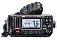 ICOM Vhf Seefunk dispositivo ic-m423g, impermeabile, GPS integrato, NMEA-Interface
