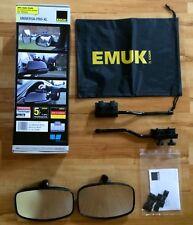 EMUK Wohnwagenspiegel Universa PRO XL VW Audi Mercedes Kia 30% mehr Sicht 100995