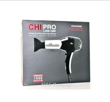 CHI Pro Low EMF Professional Hair Dryer with Diffuser 1500 watts