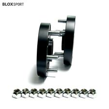 """4 Pc 1"""" 25mm 5x100 to 5x130 Conversion Wheel Spacers Adapters Audi / VW / Subaru"""