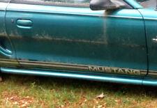 96 97 98 Ford Mustang ___ R. PASSENGER DOOR, ELEC.