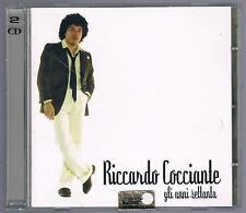 RICCARDO COCCIANTE GLI ANNI SETTANTA 70 - 2 CD F.C.