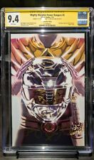 Mighty Morphin Power Rangers #5 CGC SS SDCC Variant SIGNED GRADED 9.4