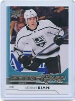 17/18 UPPER DECK YOUNG GUNS ROOKIE RC #210 ADRIAN KEMPE KINGS *45166