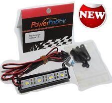 Powerhobby 4 LED 70mm RC Aluminum Light Bar Kit Traxxas Stampede Jato Rustler
