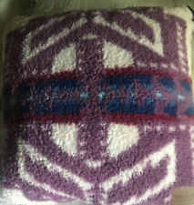 "Pendleton Kids Arapaho 18"" Pink Square Decorative Pillow New With Tags"