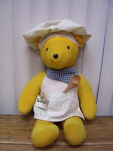 North American Bear Co Chef Cook Bearnaise VIB Plush Stuffed Isenberg Vintage
