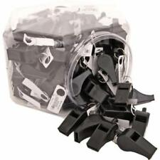 Porte-clés noir en plastique pour femme