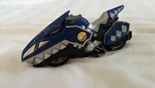 Power Rangers Dino Thunder Blue Raptor Cycle