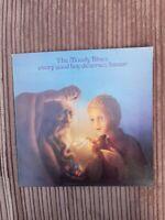 Moody Blues -Every Good Boy Deserves Favour LP 1971 EX vinyl  UK press Textured