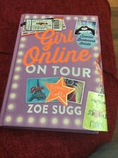 girl online on tour first edition first print zoe sugg