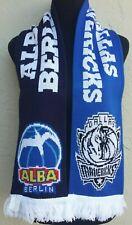 Dallas Mavericks vs. Alba Berlin Scarf  10-6-12