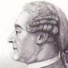 Charles Pinot Duclos  Historien Ecrivain Dinan Côtes d'Armor Côtes du Nord