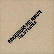 REVOLUTIONS PER MINUTE (THE ART RECORD) 2LP UK IMPORT WILLIAM BURROUGHS