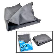 Tissu Micro Fibre de Nettoyage Entretien pour Photo Objectif Filtre / Carte Gris