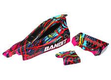 Traxxas 2449 Body, Bandit, Hawaiian graphics Brand NEW