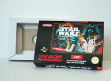 Boîte SNES - Super Star Wars [FAH]
