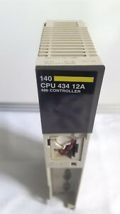 Schneider Modicon 140CPU43412A CPU