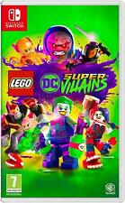 LEGO DC Super-Villains Nintendo Switch Game | BRAND NEW SEALED | FAST FREE POST