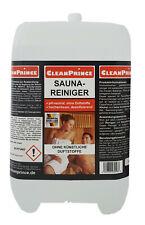 Saunareiniger 5 Liter Saunadesinfektion Saunarein Saunapflege Saunareinigung