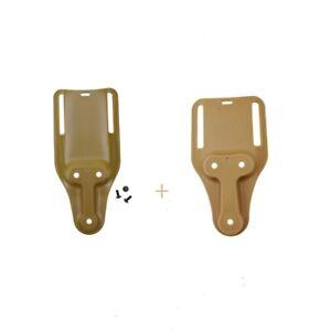 Tactical Belt Holster Drop Loop Adapter Thigh Strap Quick Locking System Leg