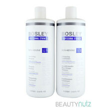 Bosley Revive Shampoo & Conditioner for Non Color-Treated Hair Liter Set/33.8oz