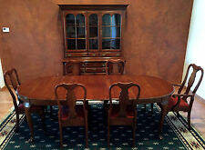 Pennsylvania House Solid Cherry Dining Room Set | eBay