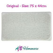 Large Non Slip Hydro Rug Carpet Mat For Shower Bath Water Area by A&B HOMEWARE®