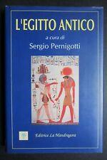 L'EGITTO ANTICO  a cura di Sergio Pernigotti  1992  Editrice La Mandragora
