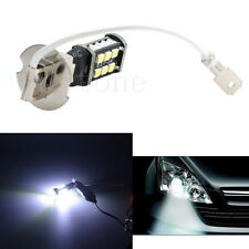 New High Power H3 16W 15SMD Canbus For Fog Driving DRL LED Light Bulb Lamp White
