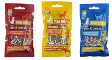 Dog Treats Small Puppy Training Treats 210g Puppies Toy Dogs 1 of each