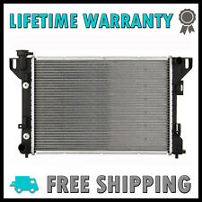 New Radiator For LeBaron Daytona Shadow Spirit Acclaim Sundance 2.5 L4 3.0 V6