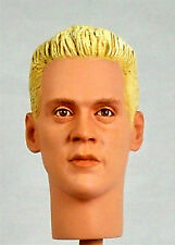 1:6 Custom Head of Steve Bordon as Sting (V1) from Professional Wrestling