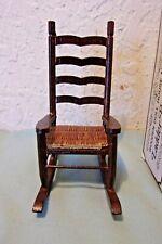 Rare Mint In Box Concord Dollhouse Furniture Armoire High Boy #1204