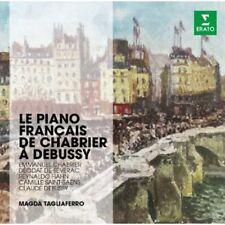 Madga Tagliaferro - Erato Story - Le Piano Francais de Chabrier [New CD]