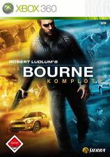 Robert Ludlum's: The Bourne Conspiracy (Microsoft Xbox 360, 2008) - European...