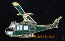 UH-1 IROQUOIS HUEY HAT LAPEL PIN US ARMY HELICOPTER HELO PILOT WING CREW GIFT