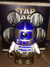 "R2D2 Dagobah Mud 3"" Vinylmation Star Wars Series #4 Empire Strikes Back Yoda"