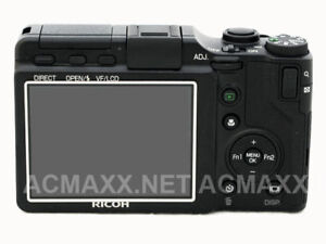 "ACMAXX 3.0"" HARD LCD screen PROTECTOR for Ricoh GXR A12 Leica M-MOUNT P10 28-300"