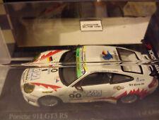 MINICHAMPS 1/43 PORSCHE 911 GT3  RS T2M # 90 1000KM SPA 2004 ICKX