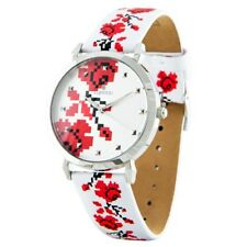 KLEYNOD Authentic Ukrainian Watch, Quartz Swiss Movement, Female Model #134-501