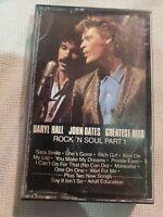 Vintage Daryl Hall & John Oates Greatest Hits Rock N Soul Part 1 Cassette 1983