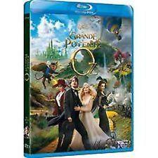 Blu Ray IL GRANDE E POTENTE OZ Disney  ......NUOVO