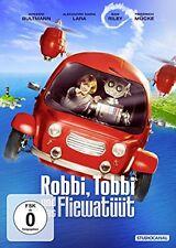 Robbi, Tobbi und das Fliewatüüt DVD Der Kinofilm - NEU OVP