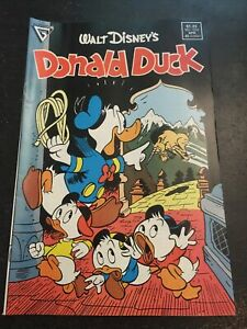 Walt Disney's Donald Duck#252 Awesome Condition 8.0(1987)