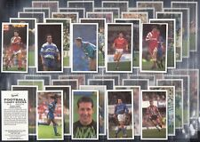 TREBOR BASSETT-FULL SET- FOOTBALL 1992/93 (48 CARDS) - EXC+++