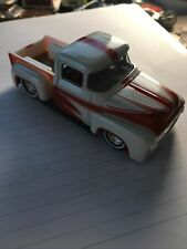 Hot Wheels 1956 Ford F-100 Pick Up 1:50 Scale LE Chase Loose
