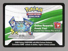 1 x Pokemon Unused Code Card (ONLINE REWARDS) Mythical VICTINI C17